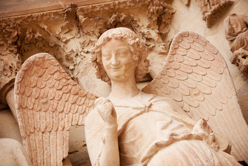 微笑みの天使